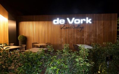 Project renovatie restaurant De Vork van sterrenchef Luc Bellings